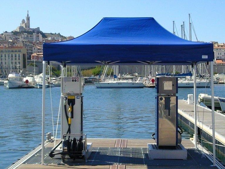 barnum pliant couverture pontons