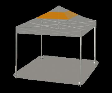 tente pliante toit panoramique