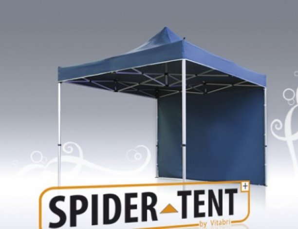 barnum pliant spidertent speedabris. Black Bedroom Furniture Sets. Home Design Ideas
