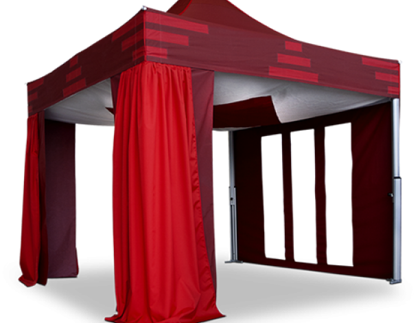 fabricant tente barnum pliant haut de gamme