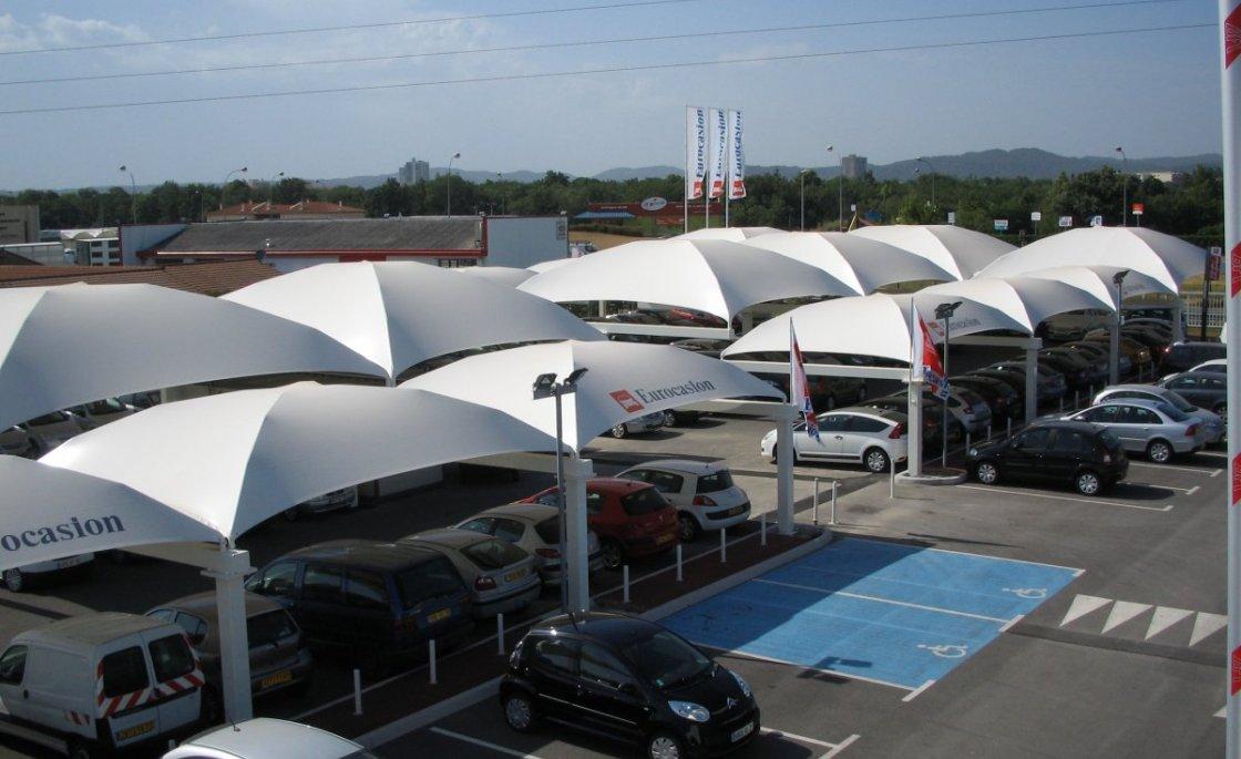 abri voiture pour parc euroccasions