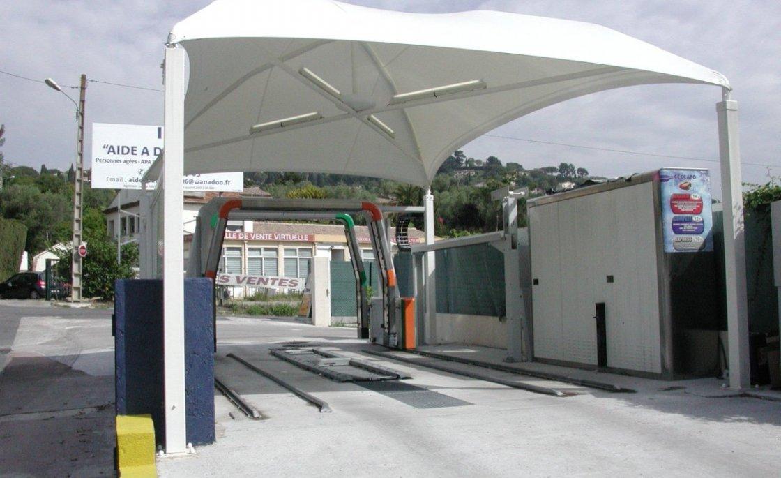 texabri pour station de lavage