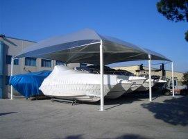 abris toile tendue et toitures toile tendue speedabris. Black Bedroom Furniture Sets. Home Design Ideas